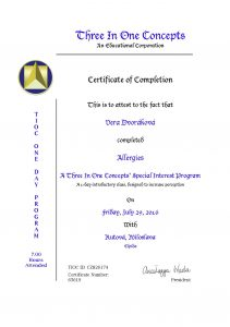certifikat_tioc_oneday_allergies